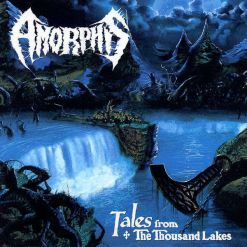 AMORPHIS - Tales From The Thousand Lakes / CD