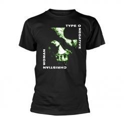 type o negative christian woman t-shirt - front