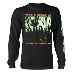 type o negative october rust longsleeve - front
