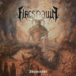 firespawn - abominate digipak cd