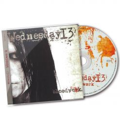 WEDNESDAY13 - Bloodwork / Mini CD