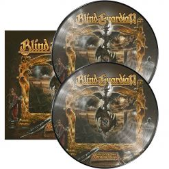 BLIND GUARDIAN - Imaginations From The Other Side / PICTURE 2-LP Gatefold