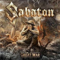 SABATON - The Great War / CD