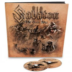 SABATON - The Great War / EARBOOK