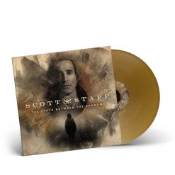 SCOTT STAPP - The Space Between The Shadows / GOLD LP Gatefold