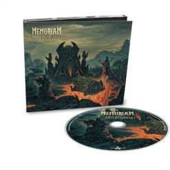 memoriam requiem for mankind digipak cd