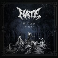 hate auric gates of veles digipak cd