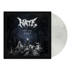 hate auric gates of veles white black marbled lp