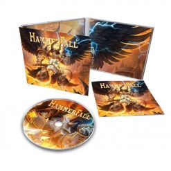 56464 hammerfall dominion digipak cd power metal