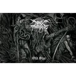 darkthrone - old star - flag