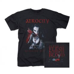 56526 atrocity spell of blood t-shirt