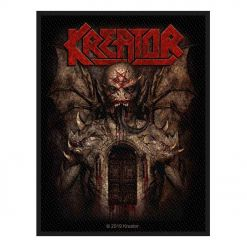 kreator gods of violence demon patch