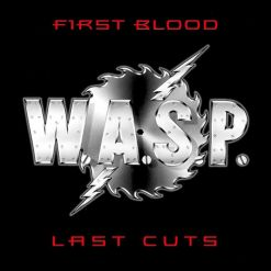 56866 w.a.s.p. first blood last cuts digipak cd heavy metal