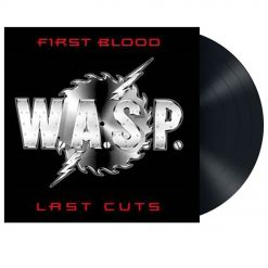 56867-1 w.a.s.p. first blood last cuts black 2-lp heavy metal