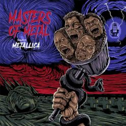 masters of metal tribute to metallica black lp