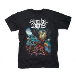 SUICIDAL ANGELS - Years of Aggression / T- Shirt