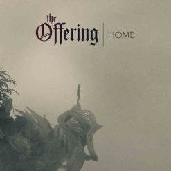 the offering - home - digipak cd