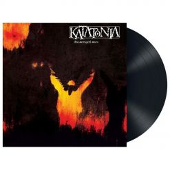katatonia - discouraged ones - black 2-lp