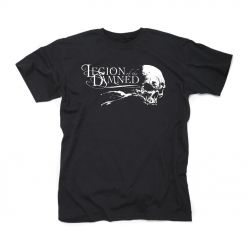 LEGION OF THE DAMNED - Skull Logo / T- Shirt