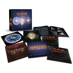 DEF LEPPARD - The Vinyl Collection: Vol. Two / BLACK 10-LP Box