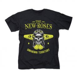 THE NEW ROSES - Nothing But Wild / T- Shirt