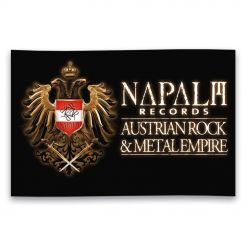 NAPALM RECORDS - Austrian Rock & Metal Empire / Flag
