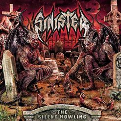 SINISTER - The Silent Howling / COLOURED LP