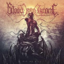 BLOOD RED THORNE - Fit to Kill / CD