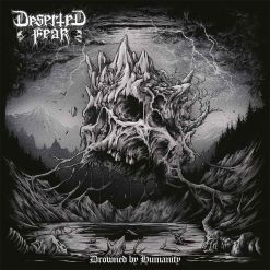 deserted fear - drowned by humanity - cd