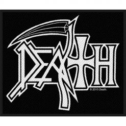 death logo patch