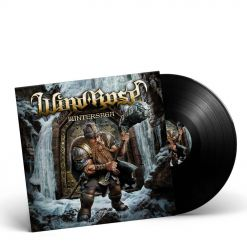WIND ROSE - Wintersaga / BLACK LP Gatefold