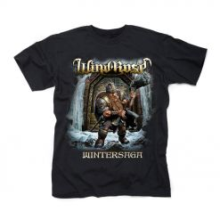 WIND ROSE - Wintersaga /  T- Shirt