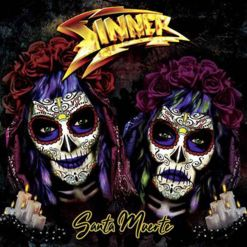 sinner - santa muerte - digipak cd