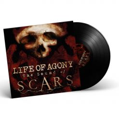 life of agony the sound of scars black lp gatefold