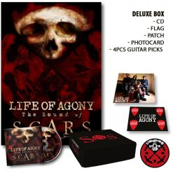 life of agony the sound of scars deluxe boxset