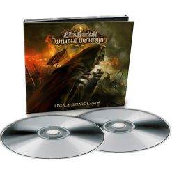 blind guardians twillight orchestra - legacy of the dark lands - 2-cd digipak