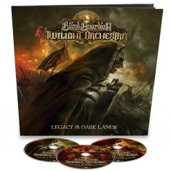 blind guardians twillight orchestra - legacy of the dark lands - comic book