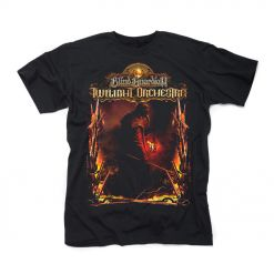 blind guardian`s twillight orchestra - legacy of the dark lands - t-shirt