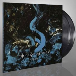 the great old ones - cosmicism - black 2- lp gatefold