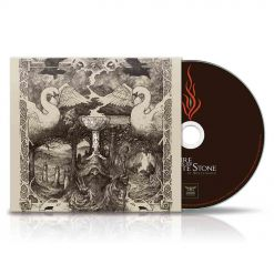 wolcensmen - fire in the white stone - digipack cd