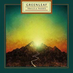57911 greenleaf trails & passes gold lp stoner rock