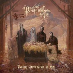 profanatica rotting incarnation of god cd