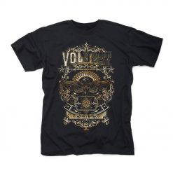 58012 volbeat old letters t-shirt
