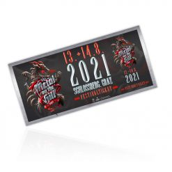 metal on the hill 2021 festival ticket