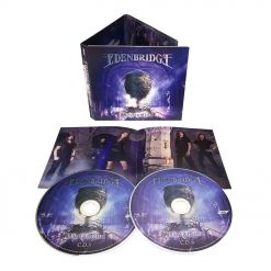 edenbridge dynamind digipak cd open