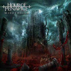 hour of penance misotheism cd