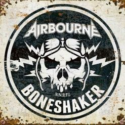 airbourne - boneshaker - cd