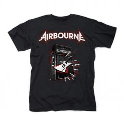 airbourne no ballads shirt