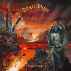 angel witch - angel of light - box - napalm records