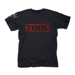 tool 10.000 days logo shirt